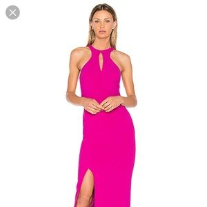feab8f599a0 LIKELY Elston Dress in Orchid